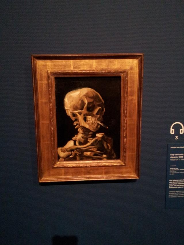 A most unusual Van Gogh image