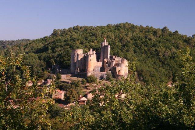 Chateau du Bonaguil