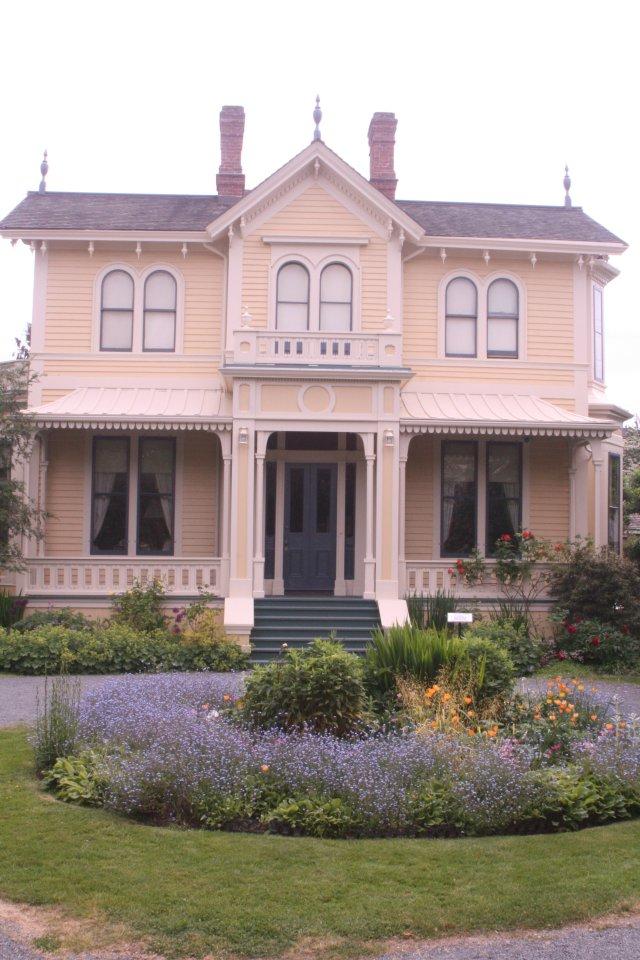Emily Carr House