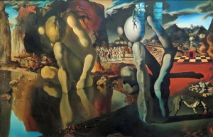 Dali - Metamorphosis of Narcissus