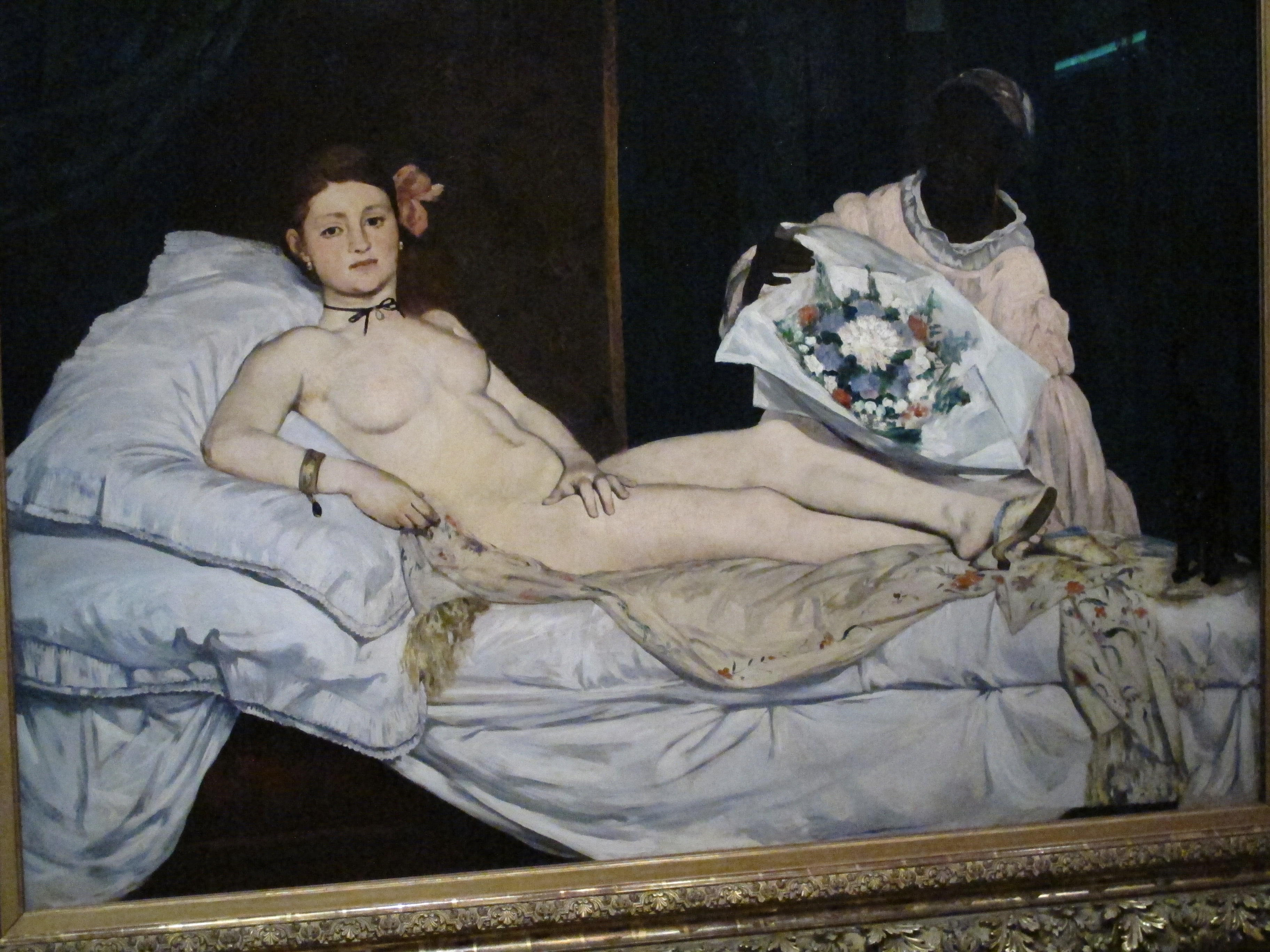 800px-manet,edouard-olympia,1863 шедевры