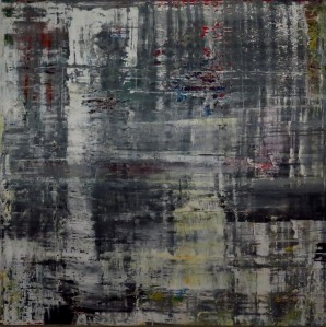 Gerhard Richter - Cage Painting