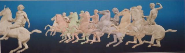 Horsemen as Originally Presented
