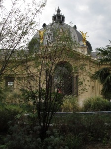 The Petit Palais from the inner courtyard