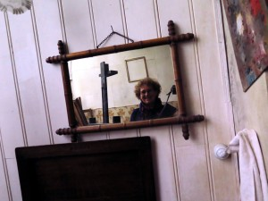 Jean - Autoportrait dans Atelier de Suzanne Veladon