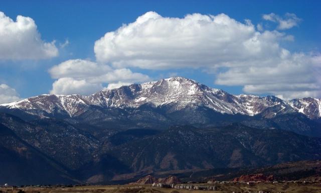 Pikes-Peak-Colorado